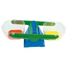 Plastmasas svari (13 x 37 x 14 cm)