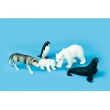 """Dzīvnieku figūras """"Polārie dzīvnieki"""""""