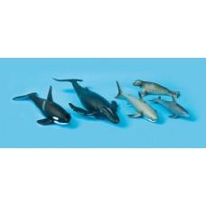 """Dzīvnieku figūras """"Jūras dzīvnieki"""""""