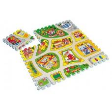 """Paklājs - puzle """"Ielas"""""""