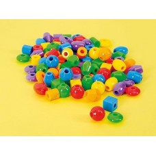Plastmasas pērlītes (90 gb.)
