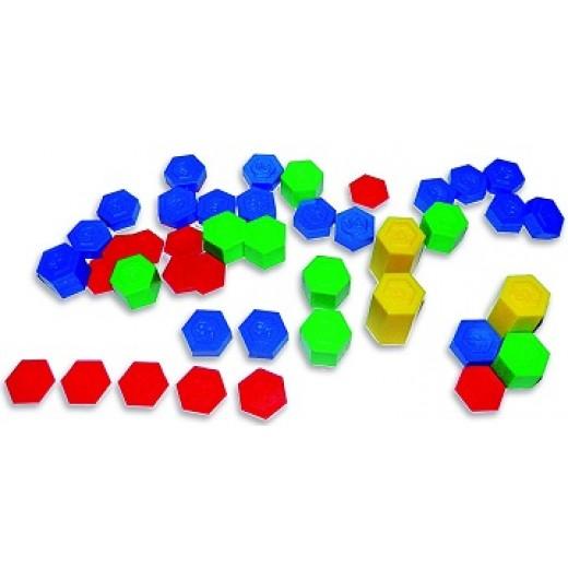 Atsvaru komplekts (54 gb.) - Skaitīkļi, skaitīšanas materiāls, klasifikācija