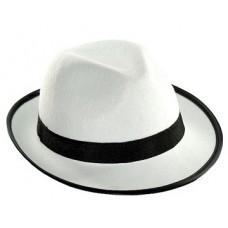"Cepure ""Gangsteris - balta"""