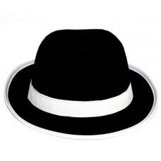 "Cepure ""Gangsteris - melna"""