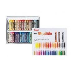 """Eļļas krītiņi """"Oil Pastels"""" (12 krāsas)"""