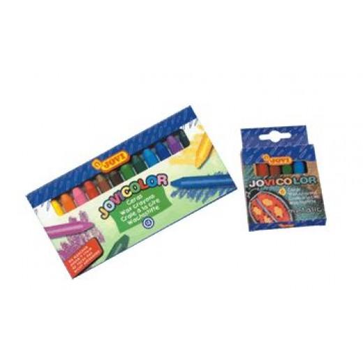 """Vaska krītiņi """"MAX"""" (12 krāsas) - Vaska krītiņi"""